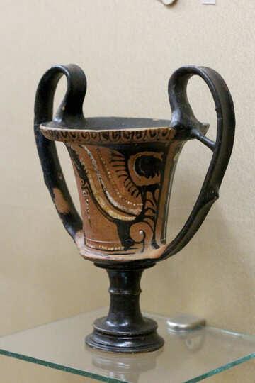 Ancient goblet №43748
