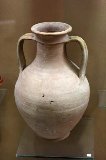 Ancient pitcher №43711