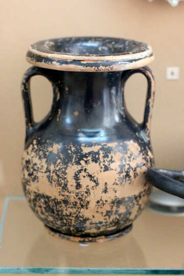 Ancient pottery №43921