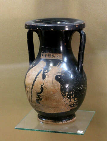 Ancient vase №43715