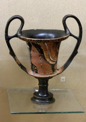 Antique glassware №43744