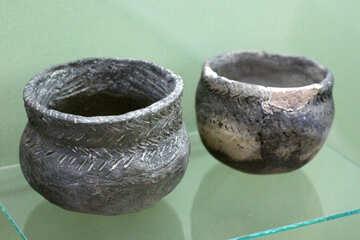 Primitive pottery №43801