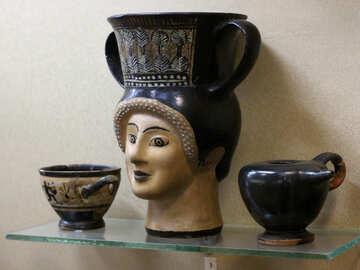 Utensils Ancient Greeks №43745