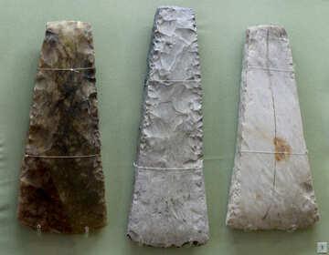 hachas de piedra antiguos №43825