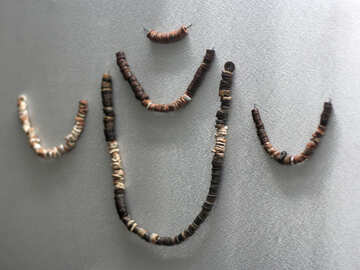 Ancient beads №43699