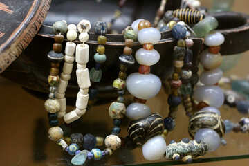 Ancient beads №43734