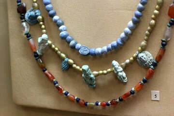 Ancient beads №43762