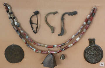 Ancient beads №43863