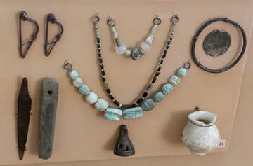 Ancient beads №43869