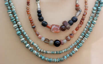 Ancient beads №43885