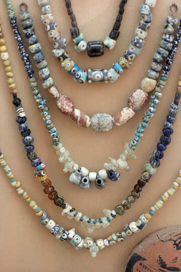 Ancient beads №43920