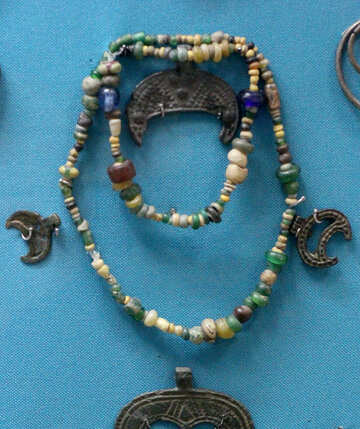 Ancient beads №43999