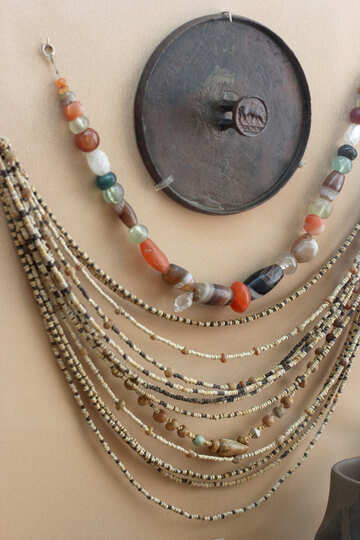 Ancient beads №43938