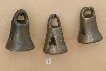 Ancient bronze bells №43906