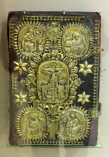 Golden salary ancient church book №43346