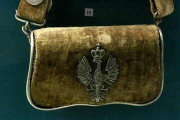 Former soldier`s bag №43677