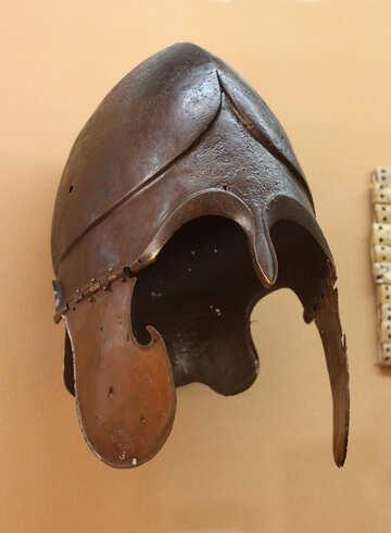Ancient helmet №43891