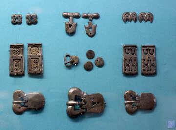 Antique items Belts №43978