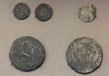 Ancient European coins №43620