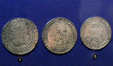 Ancient silver coins №43427