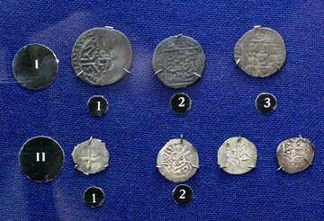Old coins of Ukraine №43416