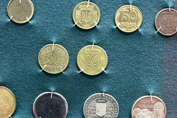 Dear Ukrainian coins №43522