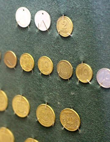 Rare Ukrainian coins №43524