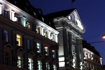 Illuminazione architettonica a Kiev №43694