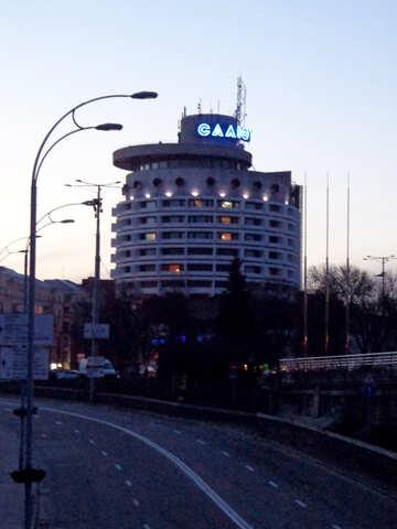 Вечер  в гостиннице Киев №43121