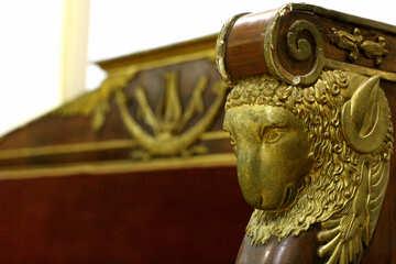 Carvings furniture decoration №43255