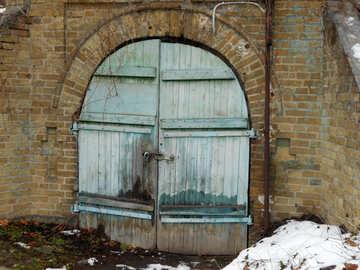 Ворота в подземелье №43105