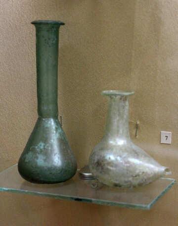 Ancient bottle №43755