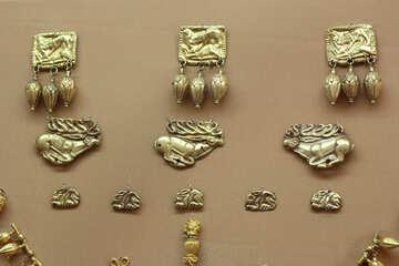 Altes Gold №43912