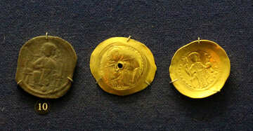 Gold solidus №43498