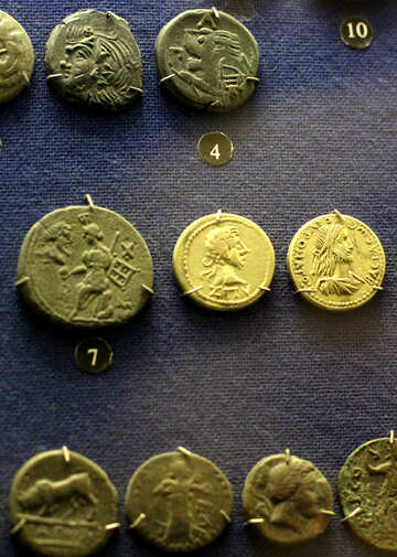Ancient coins №43494