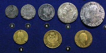 Ancient Russian coins №43458