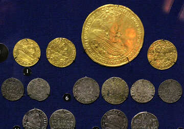Ancient coins of gold and silver №43426
