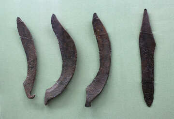 Bronze farm tools 17-12 century BC №43791