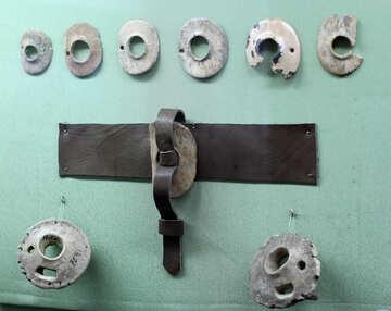Vintage fasteners №43789