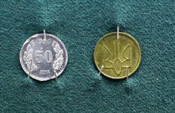 Monete Prova ucraino №43516