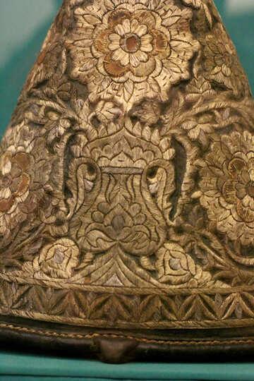 Vintage beaded pattern №43401