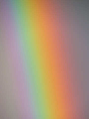 Background rainbow