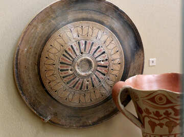 Ancient pottery №43706