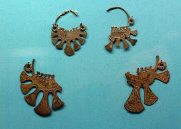 Vintage ornaments №43987