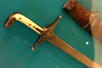 Iranian saber №43390