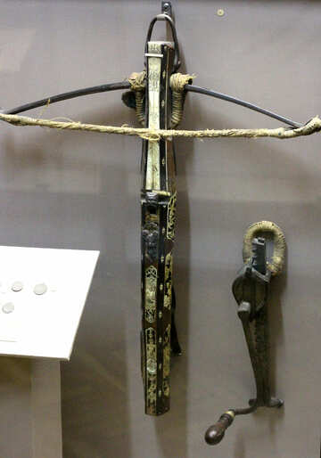 Ancient crossbow №43610