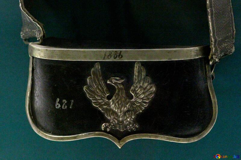 Former soldier bag №43678