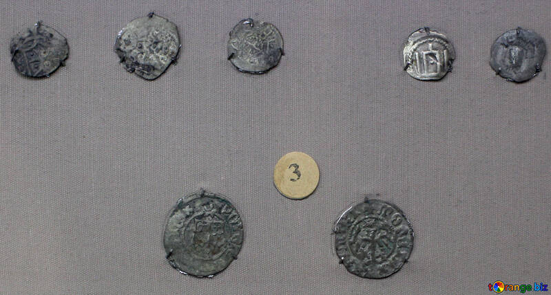 Coins Lithuanian principality 15th century №43603