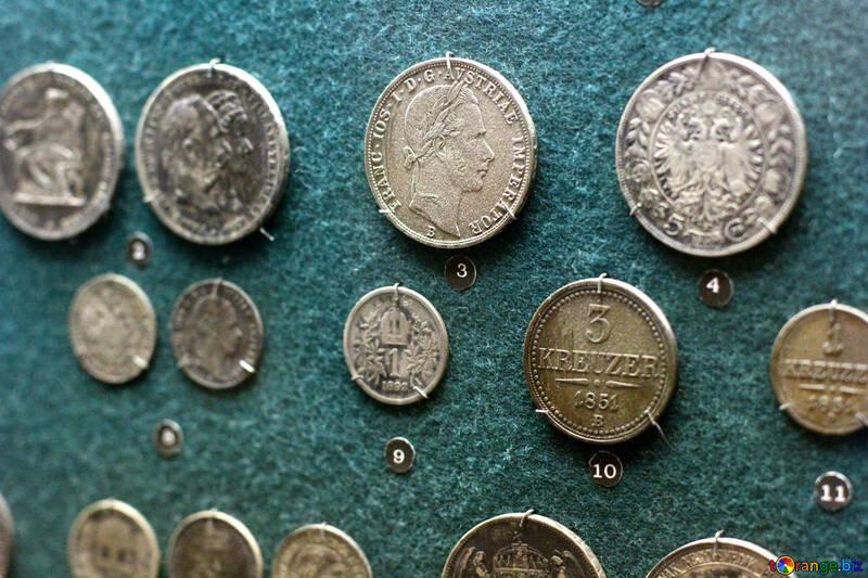 Vintage Austrian coins №43590
