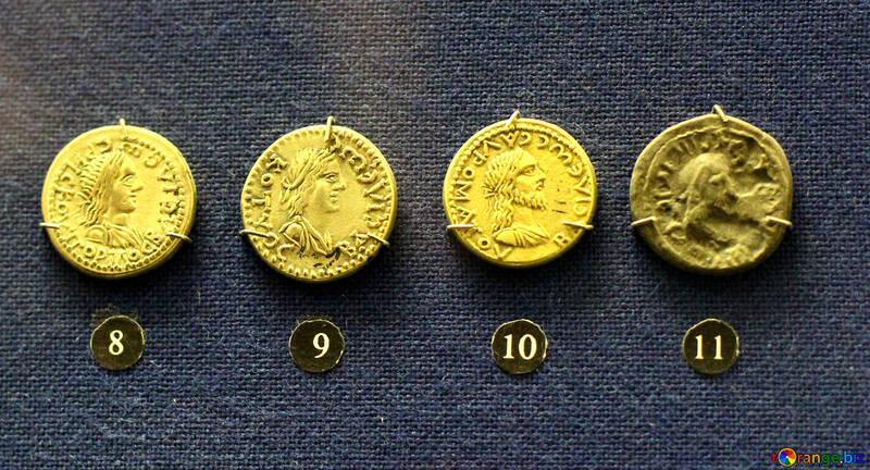 Gold Dinar №43495